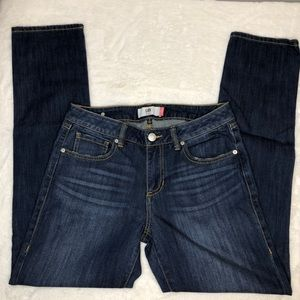 CAbi The Straight Jean Size 6 Spring 2017